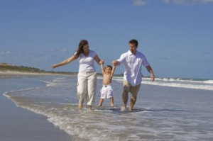 Spring Break in Port Aransas is Family Friendly