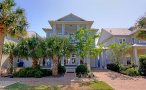 exterior of 154 Bent Grass for sale in Port Aransas